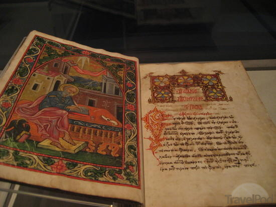byzantine-illuminated-manuscript-in-museum-monemvasia
