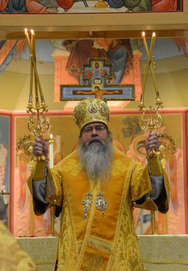 His Beatitude, Metropolitan Tikhon, Archbishop of Washington, Metropolitan of All America and Canada