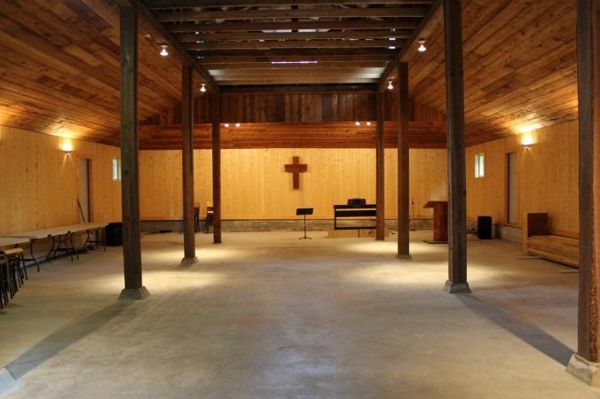 Tabernacle, Camp Charis