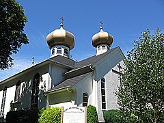 Holy Resurrection Orthodox Sobor, Vancouver, BC