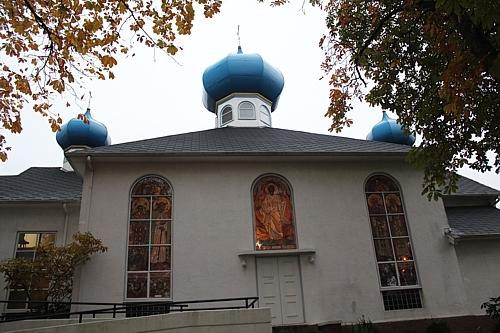 Holy Resurrection Russian Orthodox Sobor, Vancouver, BC