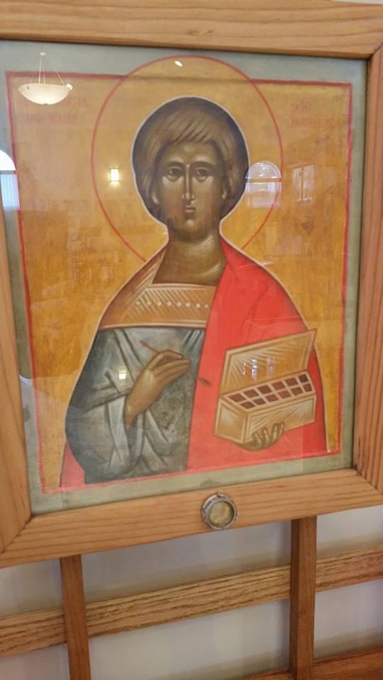 St. Panteleimon