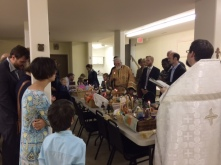 Blessing of Paschal Foods - Copy